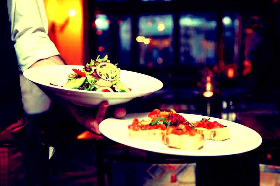diner serveren catering bediening friesland
