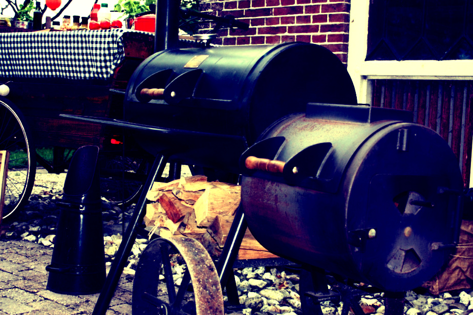 swarte smoker bbq outdoor catering friesland