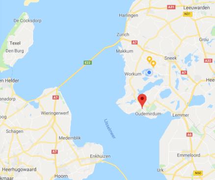 locatie in nederland